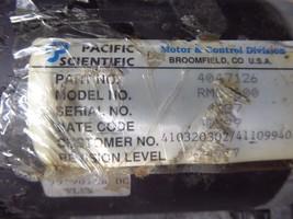Pacific Scientific Servo 4047126 Motor Model RMC-600 New image 2