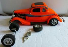 Revell 1930's Ford 2-Door Roadster Custom Model Car Junkyard Lot 1/25 Scale - $16.49