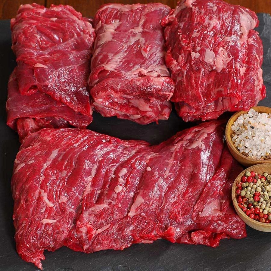 Primary image for Wagyu Beef Inside Skirt Steak MS3 - 2 skirts, 3.6 lbs ea