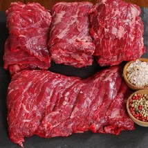 Wagyu Beef Inside Skirt Steak MS3 - 2 skirts, 3.6 lbs ea - $138.27