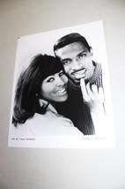 Ike & Tina Turner Restrike Music Publicity Still - $10.80
