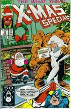 What The--?! #10 : X-Mas Special (Marvel Comics... - $2.13