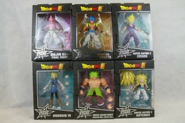 Bandai Dragon Ball Super Dragon Stars Set of 6 Series Wave 11 & 12 Broly Gogeta - $189.99