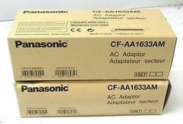 New Genuine Panasonic Toughbook CF-Y5 and CF-19 AC Adapter CF-AA1633AM - $110.02