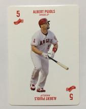 2019-2020 Topps 52 Card Baseball By Kenny Mayne Angels Albert Pujols - $1.88