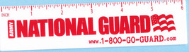 """Army National Guard - 6"""" Plastic Ruler Made in USA - patriotic ruler (#118) - $4.54"""