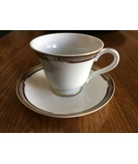 Wedgwood Embassy Collection LAWTON Fine China 1995 Cup Saucer Set Lot - $14.84