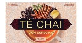 Chai Tea Black Tea Spices 20 Bags Cinnamon Clove Ginger Anise Spices  - $10.99