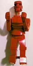 2001 Mattel Rock Em Sock Em Robot Red Rocker Replacement For Parts Or Replace - $5.99