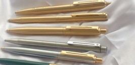 Lot of 5 pc Sheaffer ball pen made In USA - $94.05