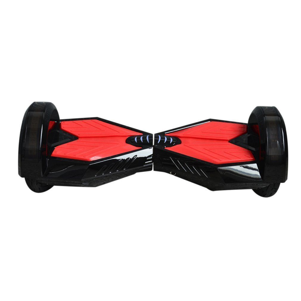 "Black Lambo 8"" Bluetooth Hoverboard Two Wheel Balance Scooter UL2272"