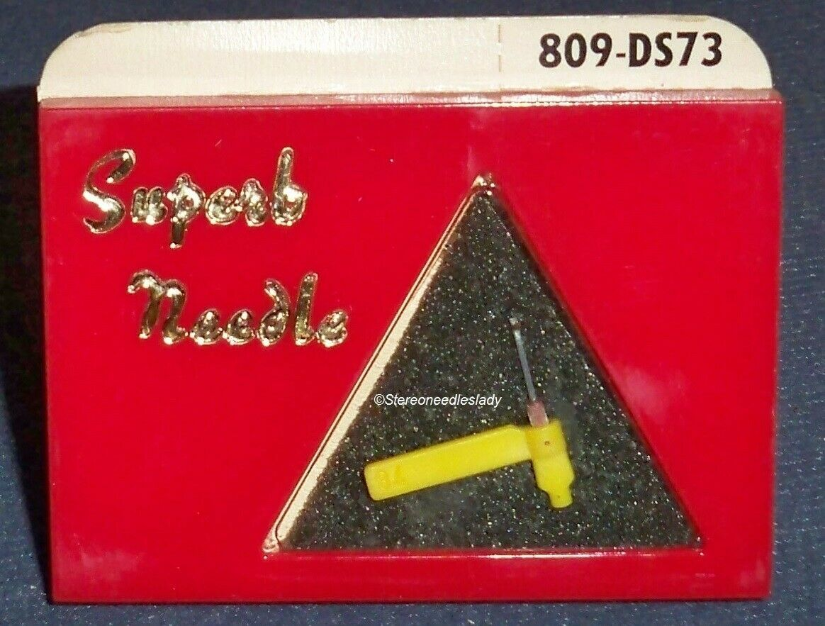 PHONOGRAPH NEEDLE 809-DS73 for 359-DS73 MAGNAVOX MICROMATIC EVG 132 163 N314