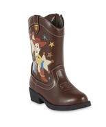 NEW NWD Boys Disney Woody Cowboy Boots DEFECTIVE Two Different Sizes 8 a... - $5.99