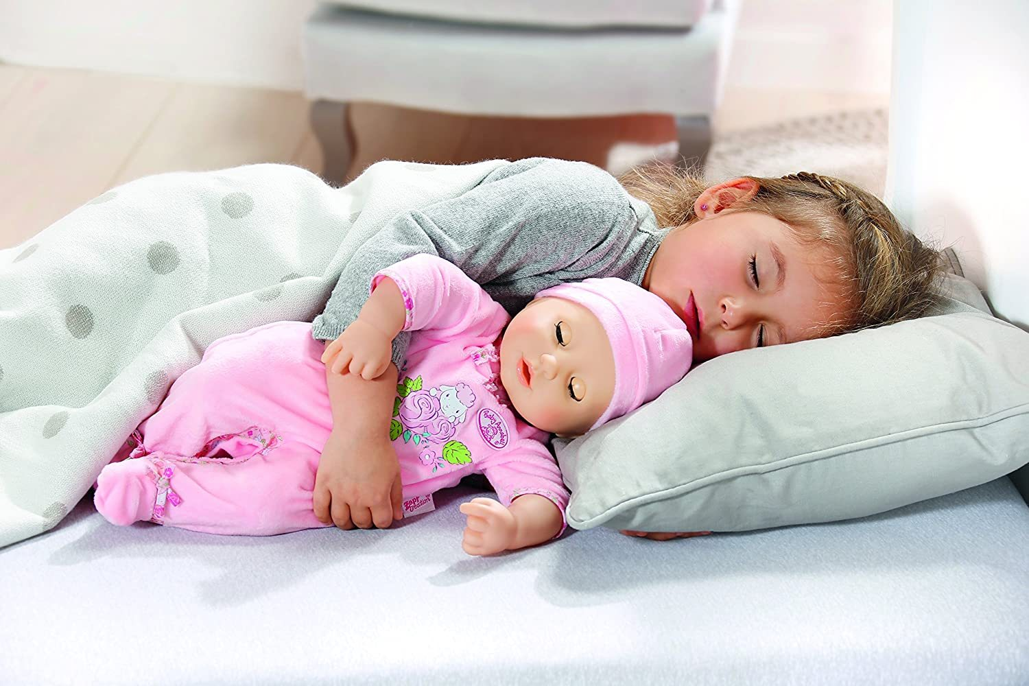 LIFELIKE FUNCTIONS INTERACTIVE DOLL BABY ANNABELL 18'' 46 ...