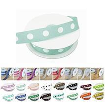 "7/8"" Polka Dot Ribbon for Party Decoration Crafts Arts & Garden TkVormar... - $38.61"