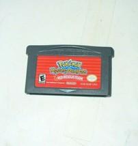 Pokemon Mystery Dungeon: Red Rescue Team (Nintendo Game Boy Advance, 2006) - $12.75