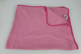 Carters Baby Girl Hot Pink White Striped Stretchy Knit Jersey Receiving ... - $29.68