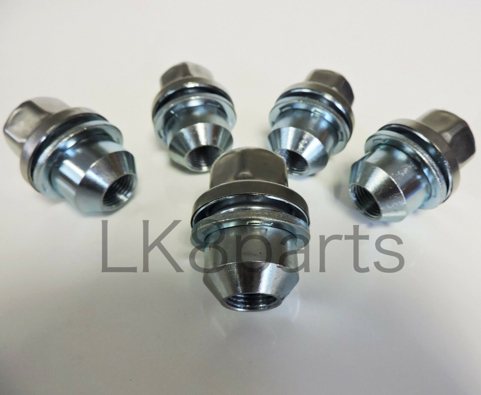 Primary image for Land Rover Defender Discovery Range Classic Alloy Wheel Lug Capped Nut Set x5