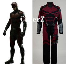 Daredevil Cosplay Outfit Suit Costume Halloween costume - $169.00