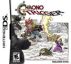 Chrono Trigger  (Nintendo DS, 2008 New) Video Game - $29.99