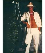 Don Johnson Sexy Wearing Hat 8X10 PHOTO 8Y-368 #2 - $14.84