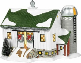 Dept 56 Crooked Creek Farm Country Living Village Christmas BRAND NEW - $180.49