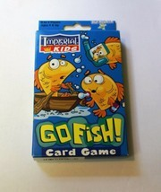 Go Fish! Classic Card Game - For 2 to 4 Players Ages 4 and Up - Imperial... - $5.00