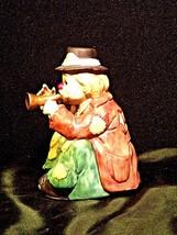 Emmett Kelly Clown Music Box Vintage AA19-1440 image 2