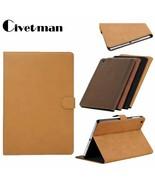 Civetman® Retro Matte Luxury Crazy Horse Pattern PU Leather Case - $18.65