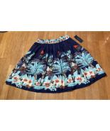 new tommy hilfiger fun island skirt medium - $17.42