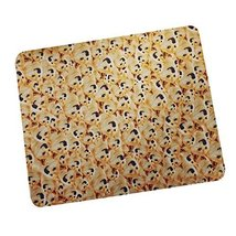 Cartoon Dogs Mouse Pad Rubber Rectangle Gaming Mouse Mat?22 X 18 cm - $20.03