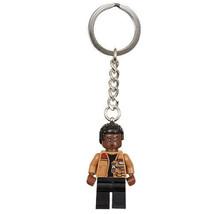 Disney Parks LEGO Star Wars Finn Minifigure Keychain - $10.84