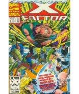 X Factor Annual #8 1993 [Comic] [Jan 01, 1993] ... - $1.95