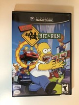 The Simpsons Hit And & Run (Nintendo GameCube, 2003) Complete CIB - $29.69
