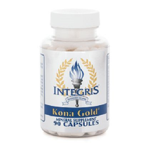 Youngevity Integris Kona Gold 90 capsules by Dr Wallach - $39.69