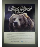 1990 Southwestern Bell Corporation Ad - Smithsonian World  Zoo on PBS - $14.99