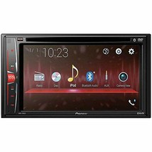 "Pioneer AVH-210EX in-Dash 2-DIN 6.2"" Touchscreen DVD Receiver with Bluet... - $202.59"