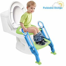 Potty Training Seat for Kids, Adjustable Toddler Toilet Potty Chair Step... - $43.73