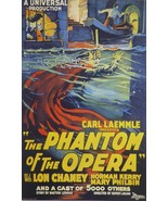 The Phantom of the Opera - Lon Chaney - Movie Poster - Framed Picture 11... - $32.50