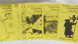 Yellowback Library 1995 - $24.75