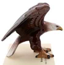 Hagen-Renaker Miniature Ceramic Bird Figurine American Bald Eagle