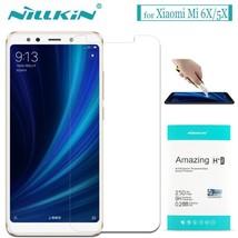 Xiaomi Mi 6X A2 / 5X A1 Tempered Glass 9H Hard Clear Screen Protector Film Mi6x - $15.19+