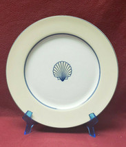 FITZ & FLOYD China - NOBLIS Pattern (scallop shell) - DINNER PLATE - $29.95