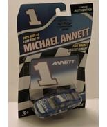 2020 MICHAEL ANNETT DARLINGTON THROWBACK #1 OREO NASCAR AUTHENTICS 1:64 - $9.85