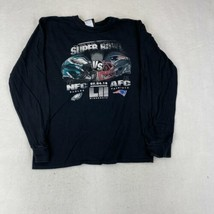 NFL Pro Line Fanatics Superbowl NFC Eagles VS AFC Patriots T Shirt Men's... - $17.99