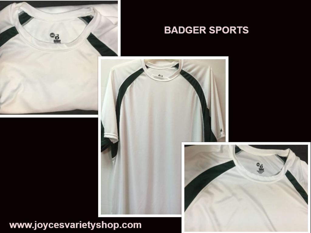 Badger sports shirts web 3xl collage