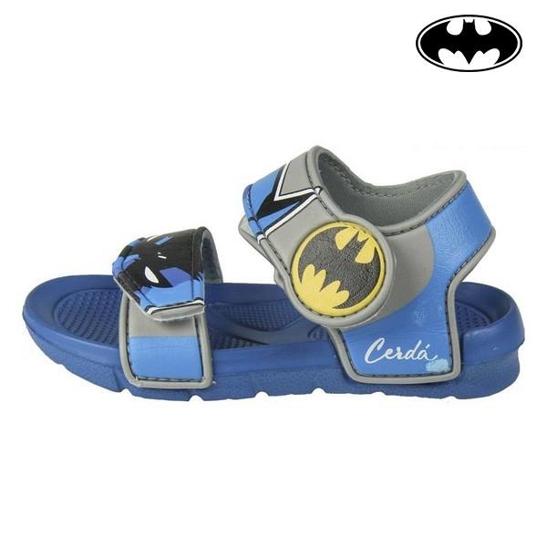 Disney Batman Kids Children's Blue Sandals