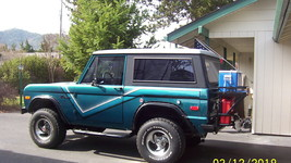1976 Ford Bronco for sale in Medford, Oregon 97501  image 2
