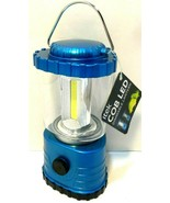 """NEW Dimmable LED lantern 7"""" high batteries included  - $0.99"""