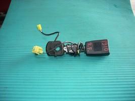 2010 2011 2012 2013 MERCEDES E350 RIGHT PASSENGER FRONT SEAT BELT BUCKLE OEM image 2